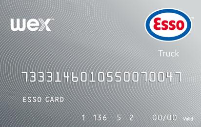 Esso Fuel Card| Get your Esso Fuel Card| Esso Commercial